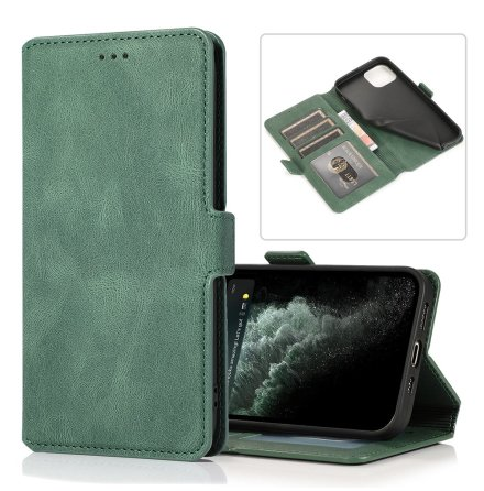 iPhone 12 Mini - Effektfullt Smart Plånboksfodral (FLOVEME)