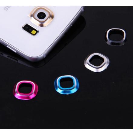 Samsung Galaxy S6/S6 Edge - Skyddsring för Kameralins