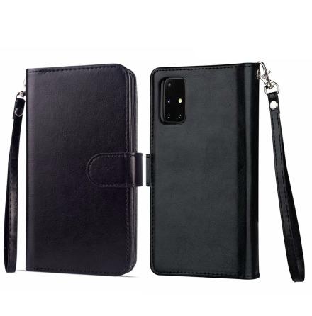 Samsung Galaxy A71 - Robust Praktiskt 9-Kort Plånboksfodral