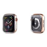 Skyddande Apple Watch Series 1/2/3 Silikonskal