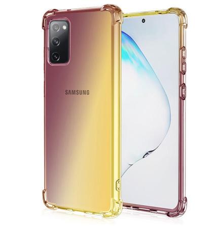 Samsung Galaxy S20 FE - Stötdämpande Stilrent Silikonskal