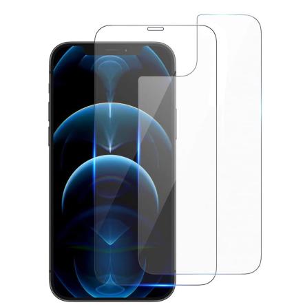 iPhone 12 Pro Fram- & Baksida Skärmskydd 0,3mm