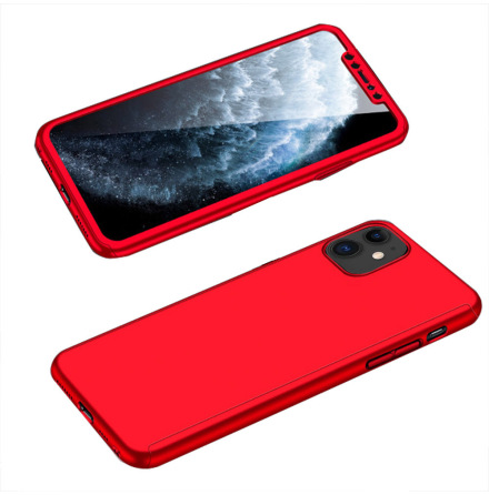 iPhone 12 Mini - Stilsäkert Skyddande Dubbelskal (FLOVEME)