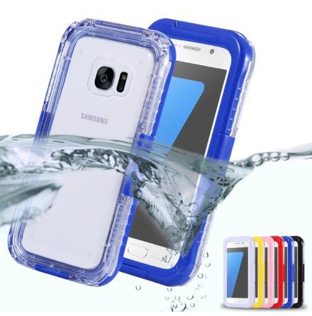 Samsung Galaxy S7 Edge - LEMAN Vattentätt fodral