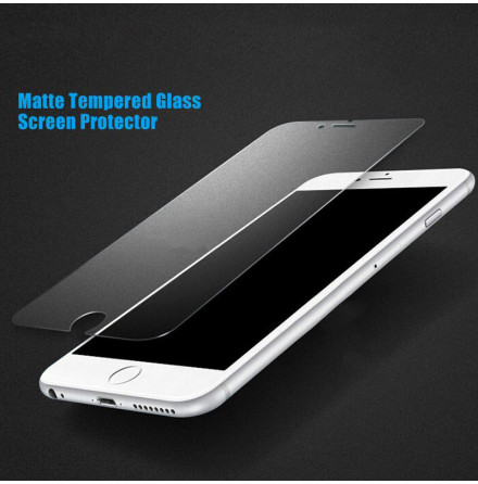 iPhone 5/S/C/SE Pansarglas - FROSTED - (Nyhet) ProGuard