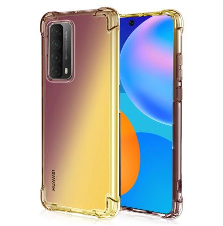 Huawei P Smart 2021 - Professionellt Skal (Tjocka Hörn) FLOVEME