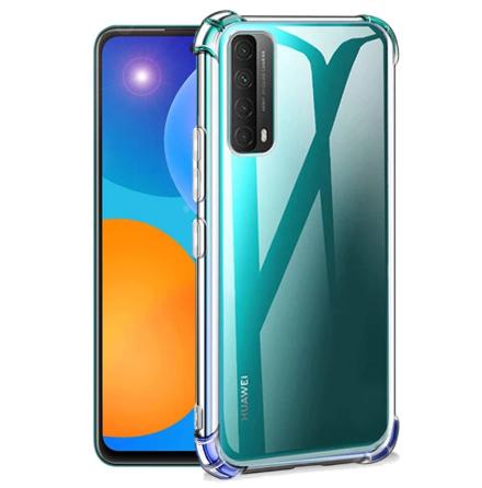 Huawei P Smart 2021 - Robust Skyddande Silikonskal (Floveme)