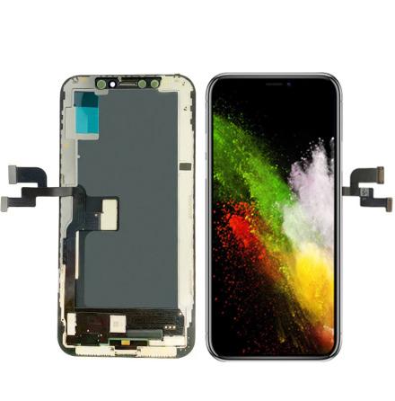 iPhone XS OLED LCD & Pekskärm Digitizer AAA+++