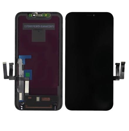 iPhone 11 OLED LCD & Pekskärm Digitizer AAA+++