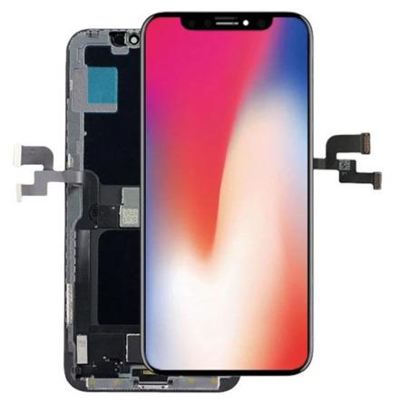 iPhone X OLED LCD & Pekskärm Digitizer AAA+++