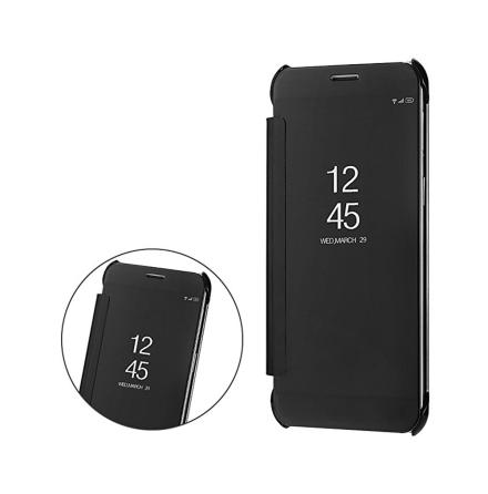 Clear-View Fodral från LEMAN till Samsung Galaxy A8 2018