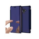 Clear-View Fodral från LEMAN till Samsung Galaxy S9