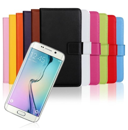 Samsung Galaxy A8 2018 - Stilrent Plånboksfodral (Läder)