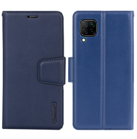 Samsung Galaxy A12 - Professionellt Plånboksfodrdal HANMAN