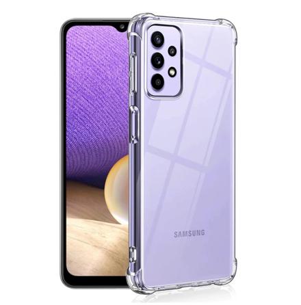 Samsung Galaxy A32 - Stilrent Stötdämpande Silikonskal