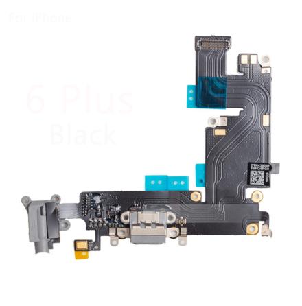 iPhone 6 PLUS - Högkvalitets Laddningsport Hörlursport Reservdel