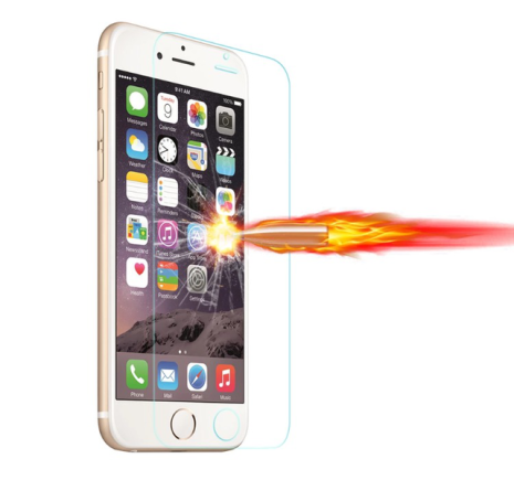 iPhone 7 plus Pansarglas-Skärmskydd