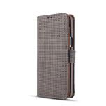 Plånboksfodral i Retrodesign från LEMAN till Samsung Galaxy S9