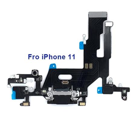 iPhone 11 USB-laddningsport Flex-kabel