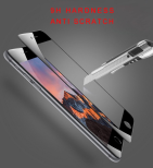 iPhone 6/6S Plus- HELTÄCKANDE-Skärmskydd med RAM (HD-Clear)