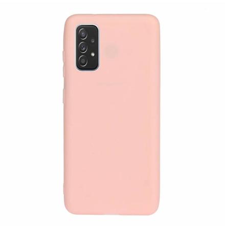 Samsung Galaxy A32 - Stilrent Skyddande Silikonskal (NKOBEE)