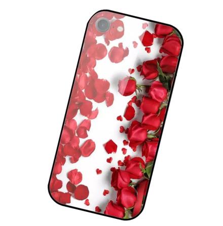 iPhone 7 - Elegant Stötdämpande ROSE Skal