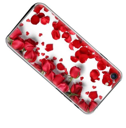 iPhone 8 - Stötdämpande ROSE Skal