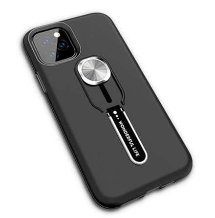 iPhone 12 Pro Max - Stilsäkert Skyddande Skal med Hållare