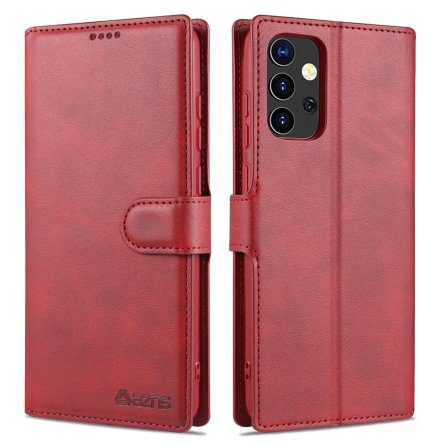 Samsung Galaxy A32 5G - Stilsäkert Praktiskt Plånboksfodral AZNS