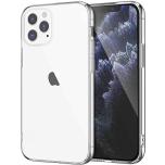 iPhone 12 Pro Max - Skyddande Silikonskal + Skärmskydd