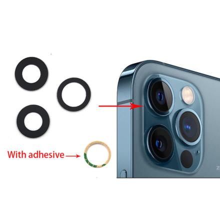 iPhone 12 Pro Max Bakre Kamerafälglins Reservdel