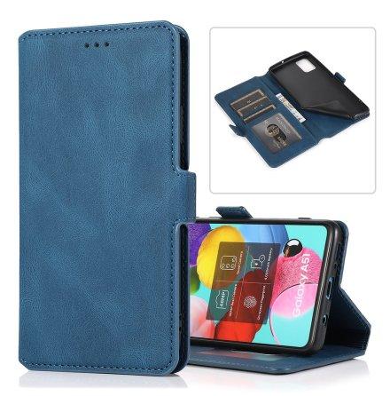 Samsung Galaxy A72 - Stilrent FLOVEME Plånboksfodral