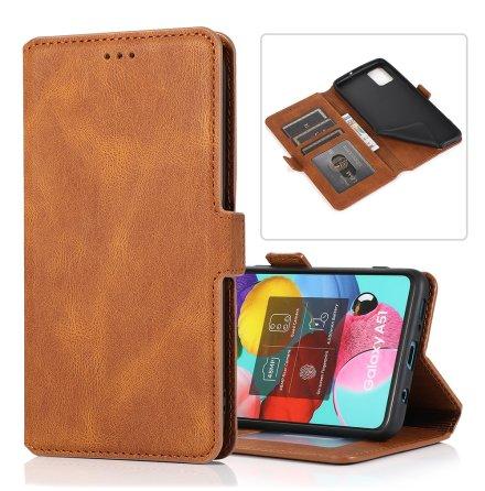 Samsung Galaxy A52 - Exklusivt Plånboksfodral (FLOVEME)