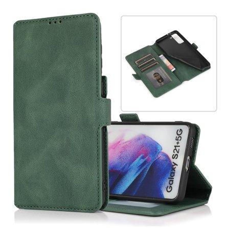 Samsung Galaxy S21 Plus - Effektfullt Stilrent Plånboksfodral