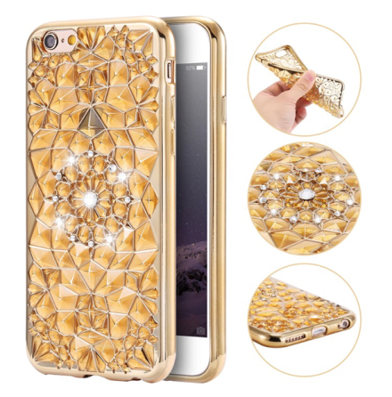 iPhone 6/6S Plus - FLOVEMES Stilrena Diamond-serie