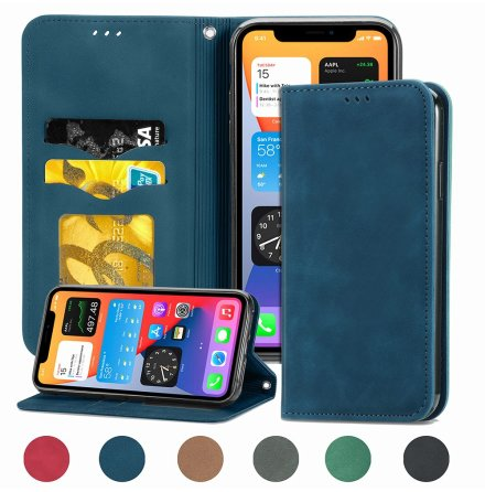 iPhone 12 Pro - Professionellt Floveme Plånboksfodral