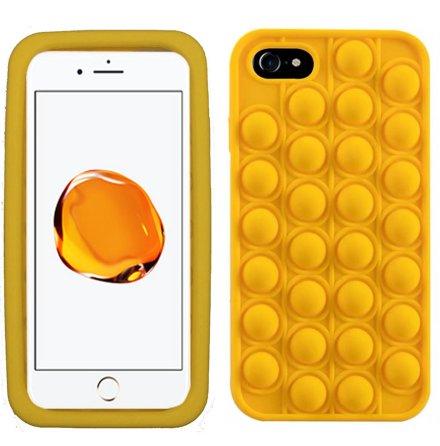 iPhone 7 - Slittåligt Fidget Pop It Silikonskal
