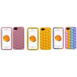 iPhone 8 - Fidget Pop It Silikonskal
