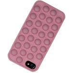 iPhone SE 2020  - Stötdämpande Fidget Pop It Silikonskal