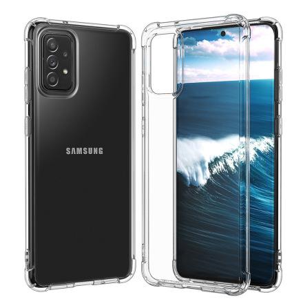 Samsung Galaxy A52 - Stötdämpande Floveme Silikonskal