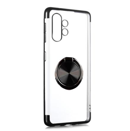 Samsung Galaxy A32 5G - Stilsäkert Praktiskt Skal med Ringhållare