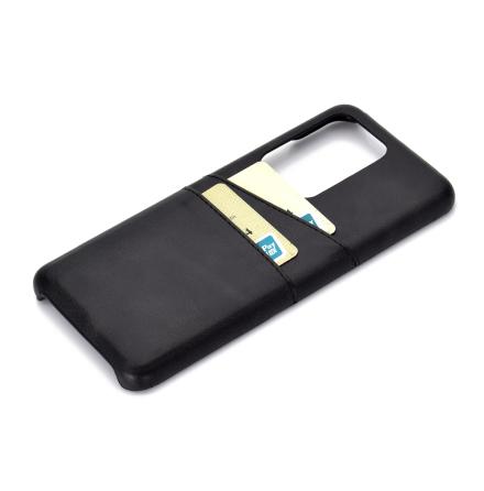 Samsung Galaxy S20 FE - Stilrent Smidigt Skal med Korthållare