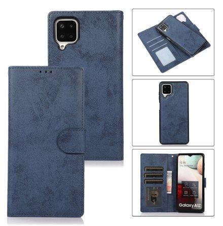 Samsung Galaxy A12 - Praktiskt Robust Plånboksfodral