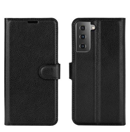 Samsung Galaxy S21 - Effektfullt Stilrent Plånboksfodral