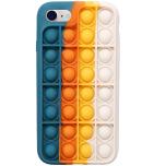 iPhone 7 - Skyddande Fidget Skal Pop It Simple Dimple