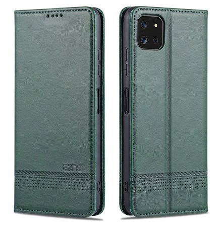 Samsung Galaxy A22 5G - Stilsäkert Praktiskt YAZUNSHI Plånboksfodral