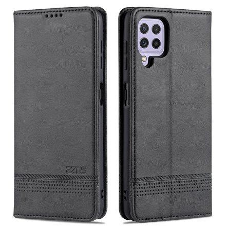 Samsung Galaxy A22 4G - Genomtänkt AZNS Plånboksfodral