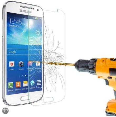 Samsung Galaxy S4 Mini - Skärmskydd/Pansarglas