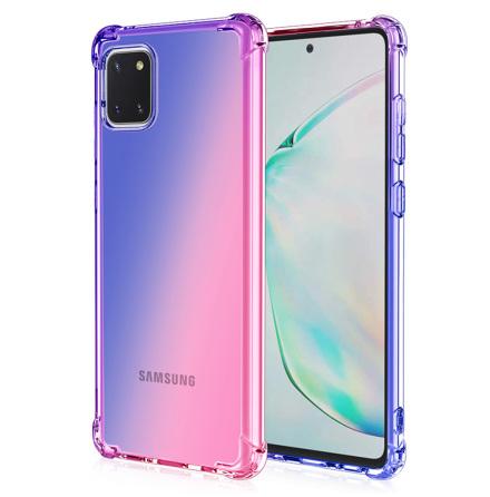 Samsung Galaxy A22 5G - Skyddande FLOVEME Silikonskal