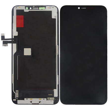 iPhone 11 Pro Max GW SoftOLED LCD & Pekskärm Digitizer AAA+++